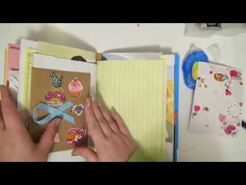Junk Journal With Me - Ep  4
