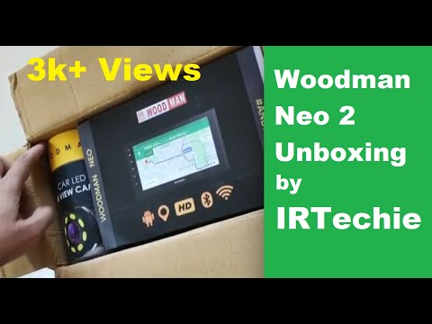 Woodman Neo 2 Unboxing Video