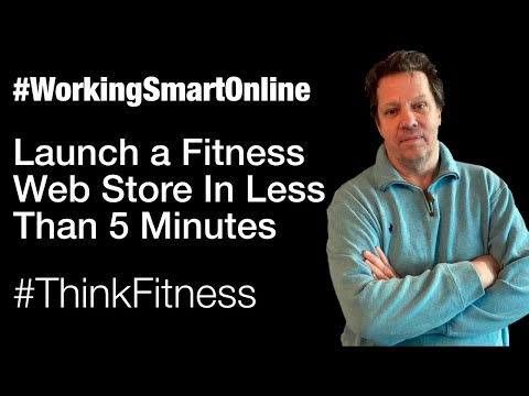 how-to-create-a-fitness-niche-website-store-in-10-minutes