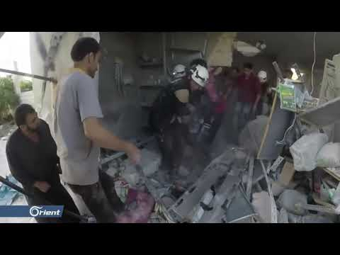 ميليشيات أسد والاحتلال الروسي وإيران تستهدف المنشآت الطبية في سوريا  - 19:59-2020 / 2 / 18