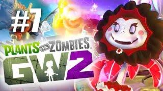 СОЛНЫШКО ВАМПИР! #7 Plants vs Zombies: Garden Warfare 2 (HD) играем первыми