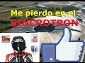 segunda parte del vídeo de ayer, SINCROTRON y me pierdo !!! www.TOO-SLOW.com motovlog