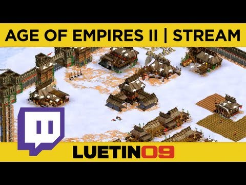 Forgot to post this for 3 years lol - AGE OF EMPIRES 2 Nostalgia