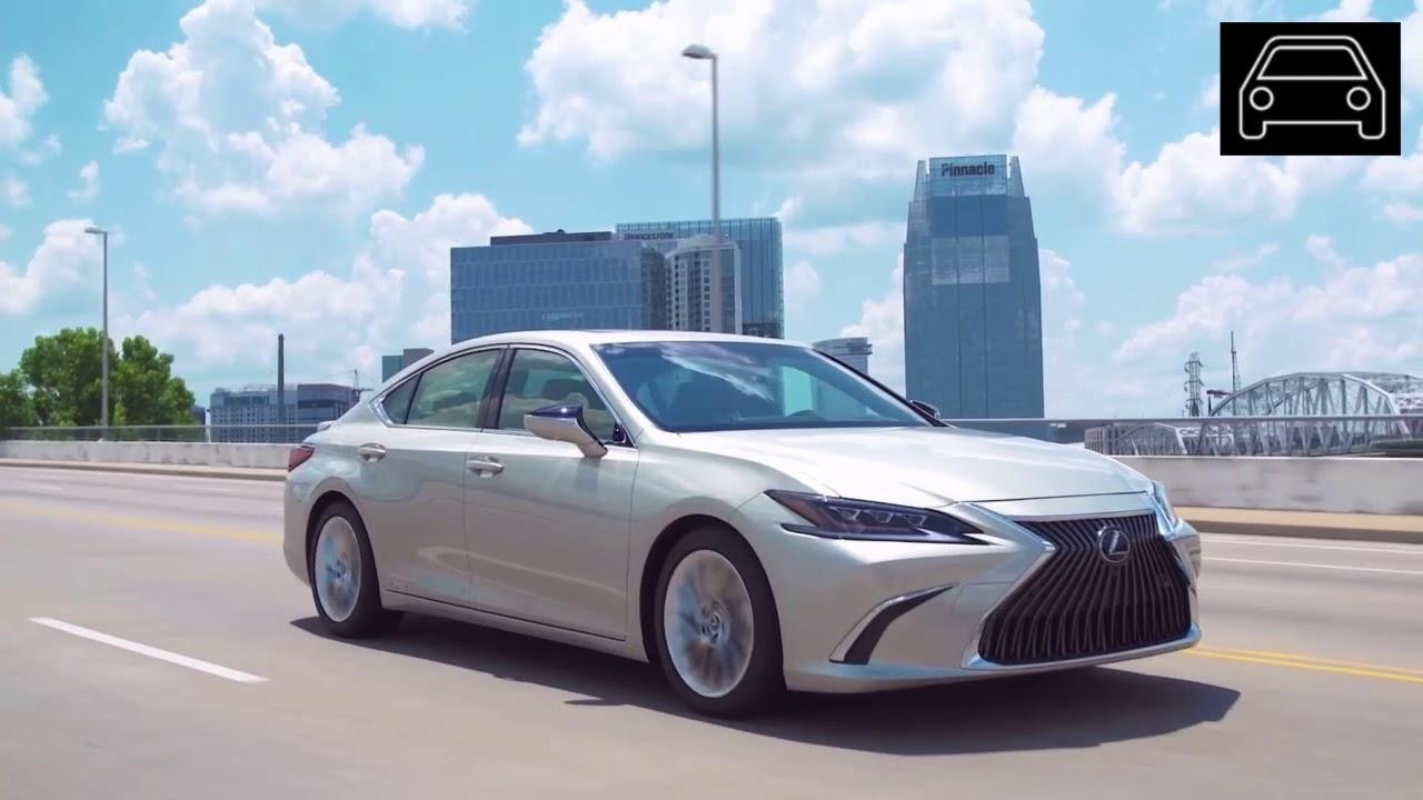 2021 Lexus ES 350 Redesign