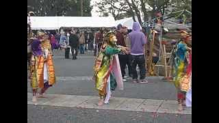Video Japanese folk dance in Tokyo download MP3, 3GP, MP4, WEBM, AVI, FLV Oktober 2018