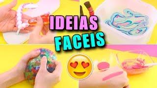 DIY IDEIAS INCRÍVEIS QUE VOCÊ PRECISA TESTAR   Jana Taffarel