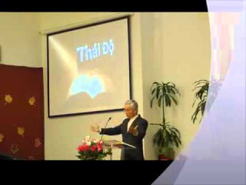 Thay Thái Độ, Đổi Tâm Tình Ms Nguyen van hoang