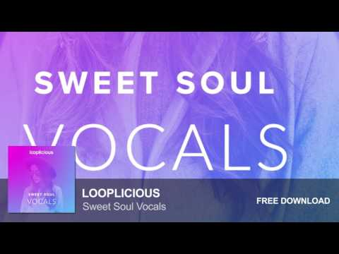 Sweet Soul Vocals (Free Vocal Sample Pack) - Jay Stacks Music