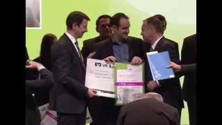 1. Preis Jungmakler Award 2014 - Kaspar Bonleitner - Cyber - die-premiummakler.de - Versicherung
