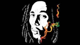 Bob Marley ganja gun HD