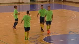 Мытищи – Динамо (Щелково) товарищеский матч 2002-2003 г.р. Futsal. 07.10.2017