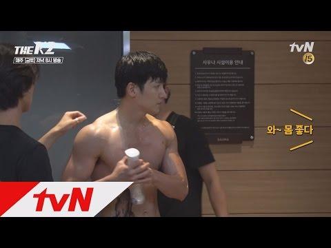 THE K2 (단독) 지창욱 액션 3종 세트 (feat. 그 샤워장 씬의 준비장면도 포함) 161007 EP.5