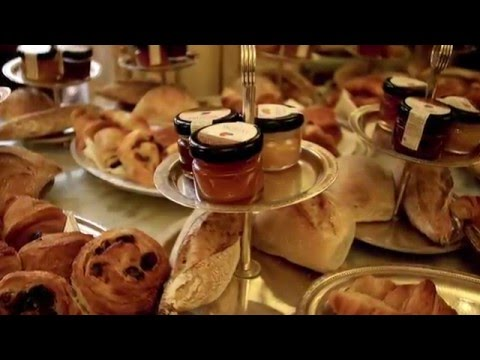 Breakfast at Angelina. The best spot in Paris to relive the Belle Epoque charm.