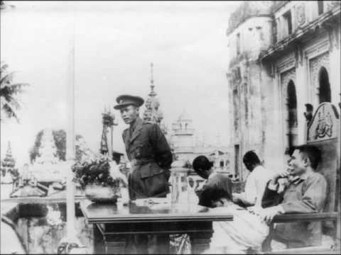 Martyrs' Day of Burma 19 July