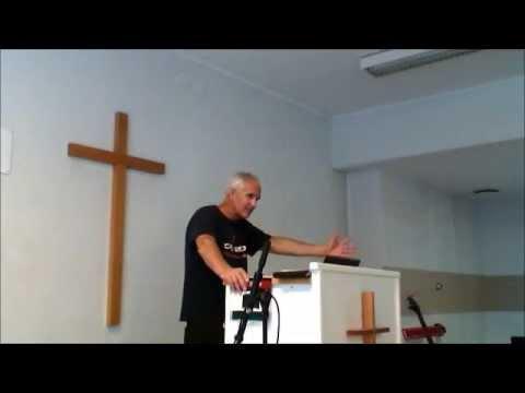"Jeff Johnson @ CC Helsinki: ""When God says 'No'"" - 2 Samuel 7"