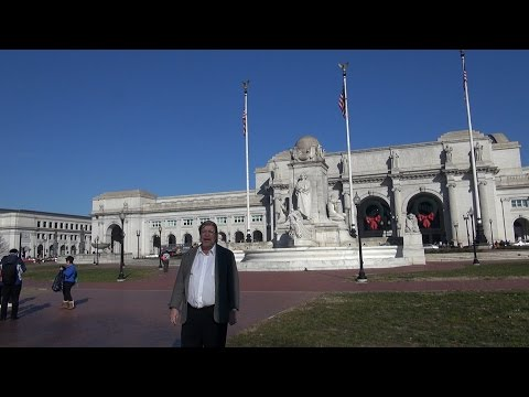 Union Station Washington DC - REAL USA Ep. 131