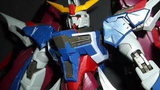 1/100 MG Destiny Gundam Metal Build Review Part 1