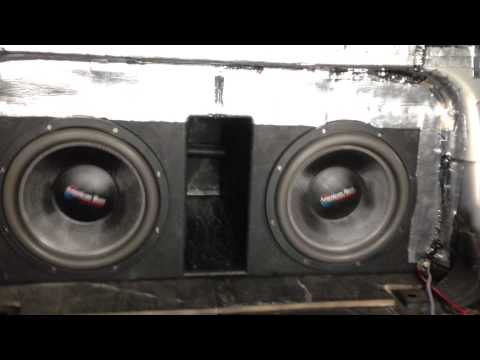 American Bass HD 12's On 6k Watts!!!!!!!