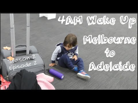 Melbourne to Adelaide on Tigerair
