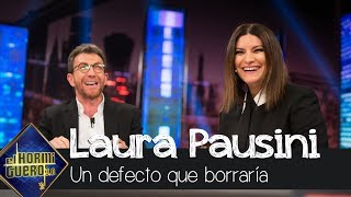Laura Pausini, ¿Qué defecto borraría de ella? - El Hormiguero 3.0