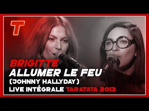 "Brigitte ""Allumer le feu""  Taratata Mars  - Cover"