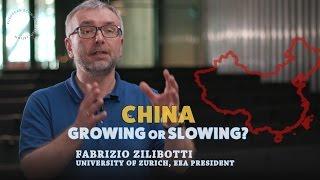 EEA Presidential Address - Growing & Slowing Down Like China - Fabrizio Zilibotti, EEA 2016