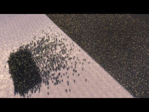 5.000 PREDATORS vs 40.000 U.S. SOLDIERS - Ultimate Epic Batt