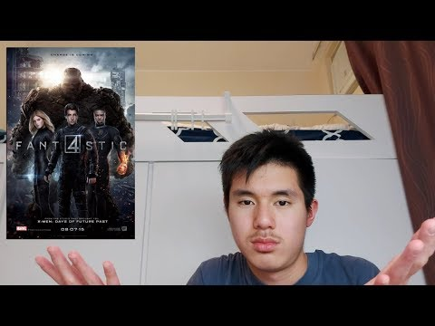 Movie Review - Fantastic Four