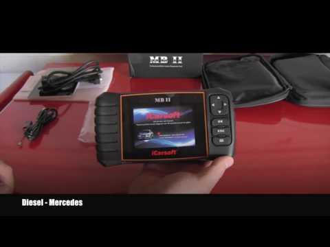 Icarsoft mb2 - Mercedes Benz SLK Forum
