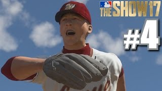 SCREAMING IN AGONY! | MLB The Show 17 | Road to the Show #4