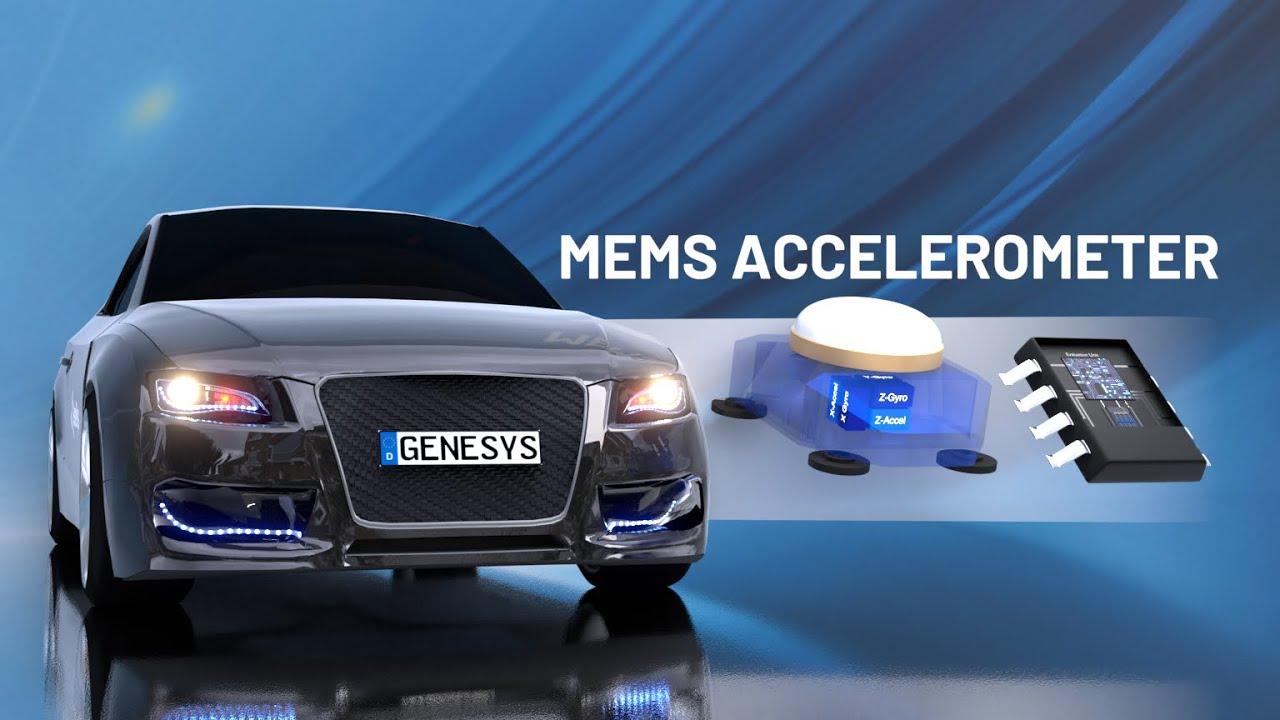 Video - Funcionalidad de los acelerómetros MEMS