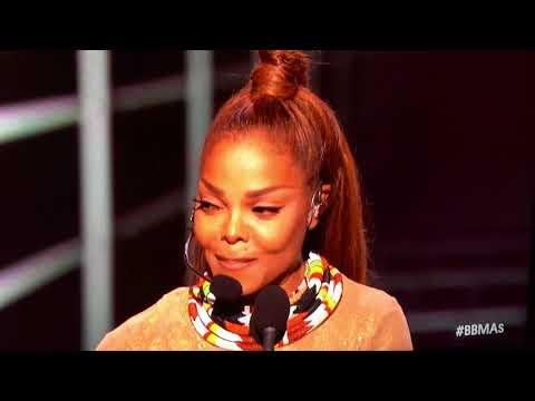 Ms Janet Jackson - 2018 Billboard Music Icon Awardee