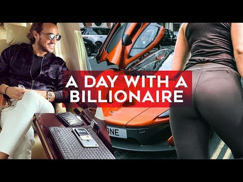A day with a BILLIONAIRE! Join Rich Kids of Instagram's Emir
