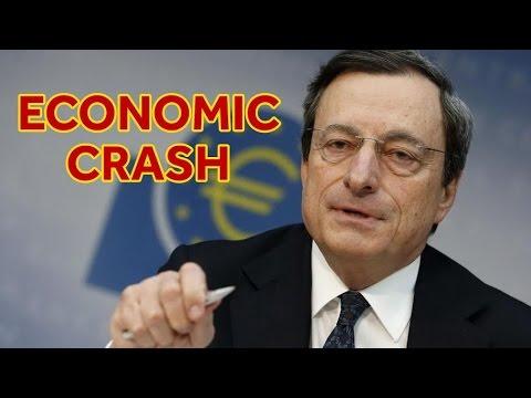 Economic Crash - ECB Cuts Interest Rates To Zero | Mario Draghi Full Speech