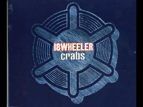 18 WHEELER - CRABS (THE ALOOF 'EYES ON STALKS' MIX) (1996)