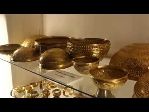 The treasure of Villena, Spain