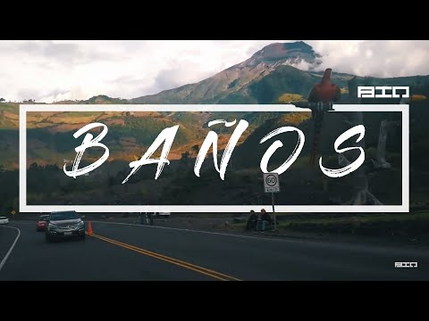 Ecuador Travel Vídeo : Baños De Agua Santa