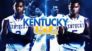 Kentucky Wildcats TV: Kentucky 83 UCLA 44