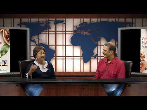 Chinese Holistic Medicine TV Interview with Suzette Standring, 2017