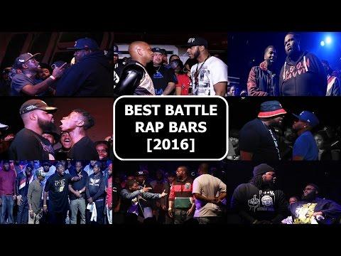 Best Battle Rap Bars 2016