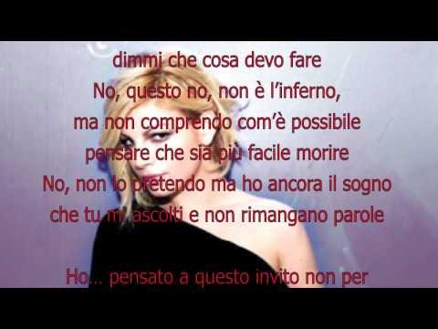 Emma - Non è l'inferno - Sanremo 2012.mov