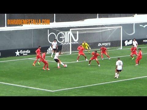VCF Juvenil A 3 - Sevilla FC 1