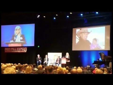 Red Pill Expo, Bozeman, Montana - Jeanette Finicum Speaks - 6/23/17