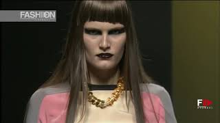 ANA LOCKING Autumn Winter 2011-12 Madrid pret a porter women - FashionChannel