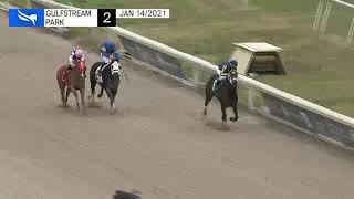 Vidéo de la course PMU CLAIMING 1300M
