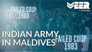 Operation Cactus | How Indian Armed Forces Helped The Maldives | Battle Ops | Veer by Discovery