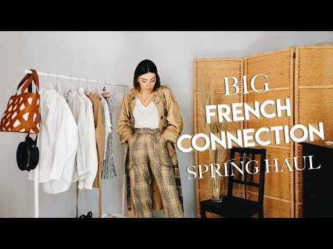 Big French Connection Spring Haul