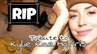 #Kylie Rae Harris, country singer, dies in car accidentAged 30 (TRIBUTE)