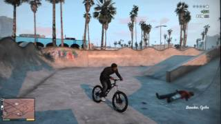 Fight at the Skate Park | Grand Theft Auto V