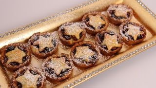 Mini Mince Pies Recipe - Laura Vitale - Laura in the Kitchen Episode 492